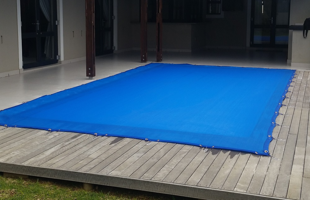Pool safety covers and nets cape town leaf nets catchers for How to make a pool net